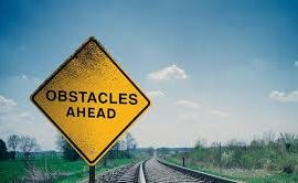 Life's obstacles