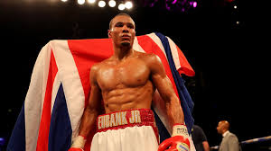 Chris Eubank Junior… I think he's great!!